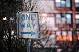 One Way Streets